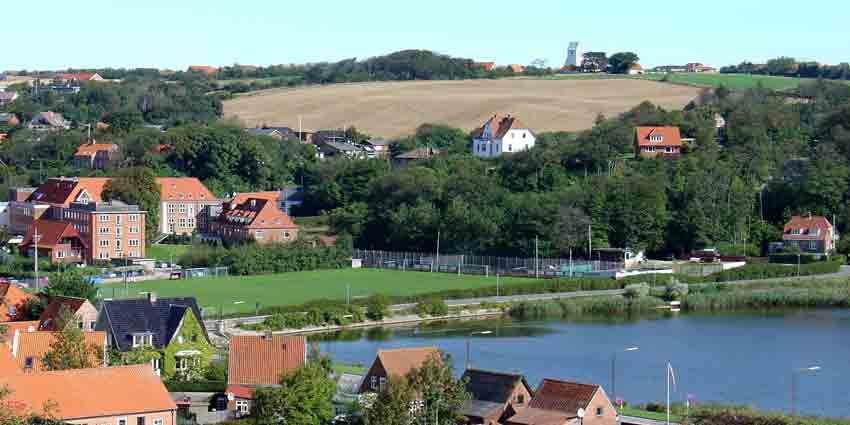 Lemvig Lake Danmark