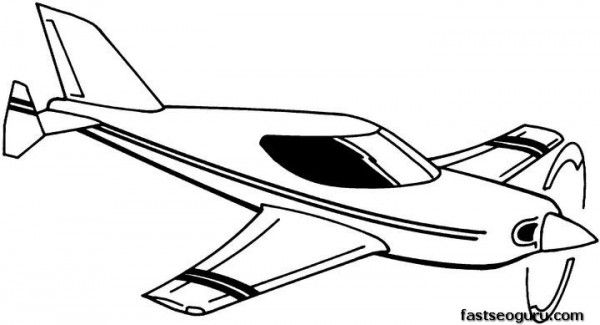 Cool Airplane Toys Coloring Page Airplane Toys