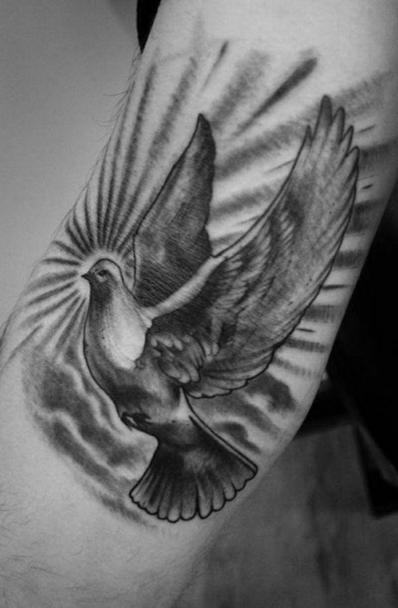 Tauben Tattoo Designs und Ideen | Pinterest | Taub tattoo, Tauben ...