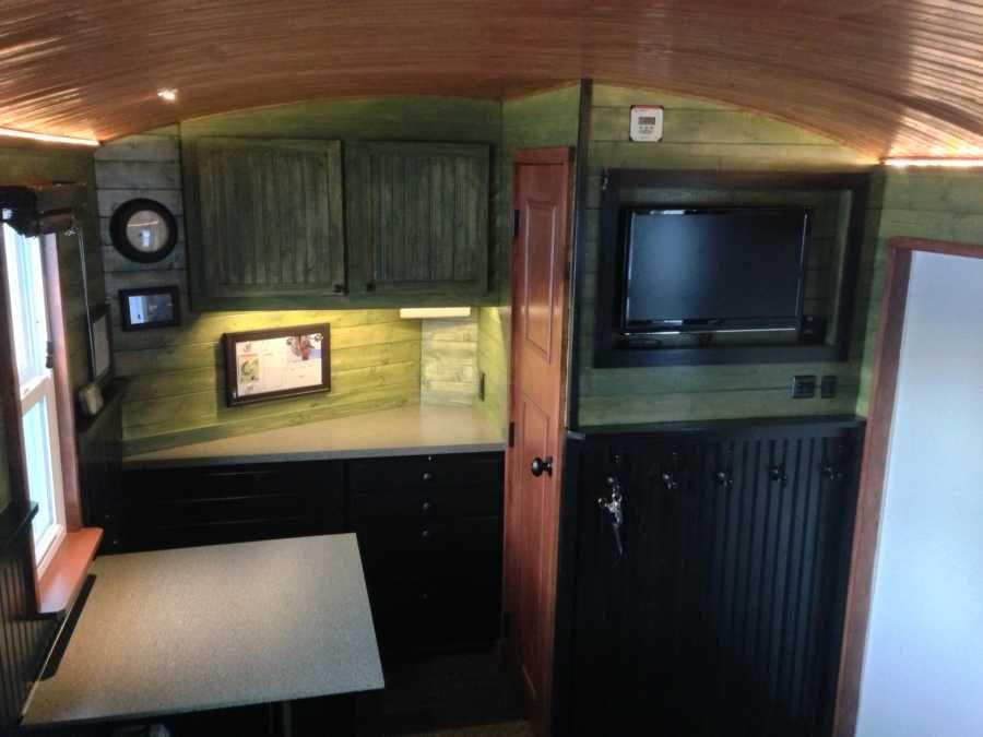 Mobile fish house plans