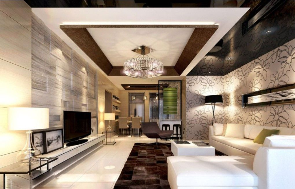 Impressive Decoration For Luxurious Living Space Inspiration Home ...