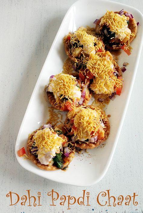 Dahi Papdi Chaat Recipe (How to Make Dahi Papdi Chaat Recipe)