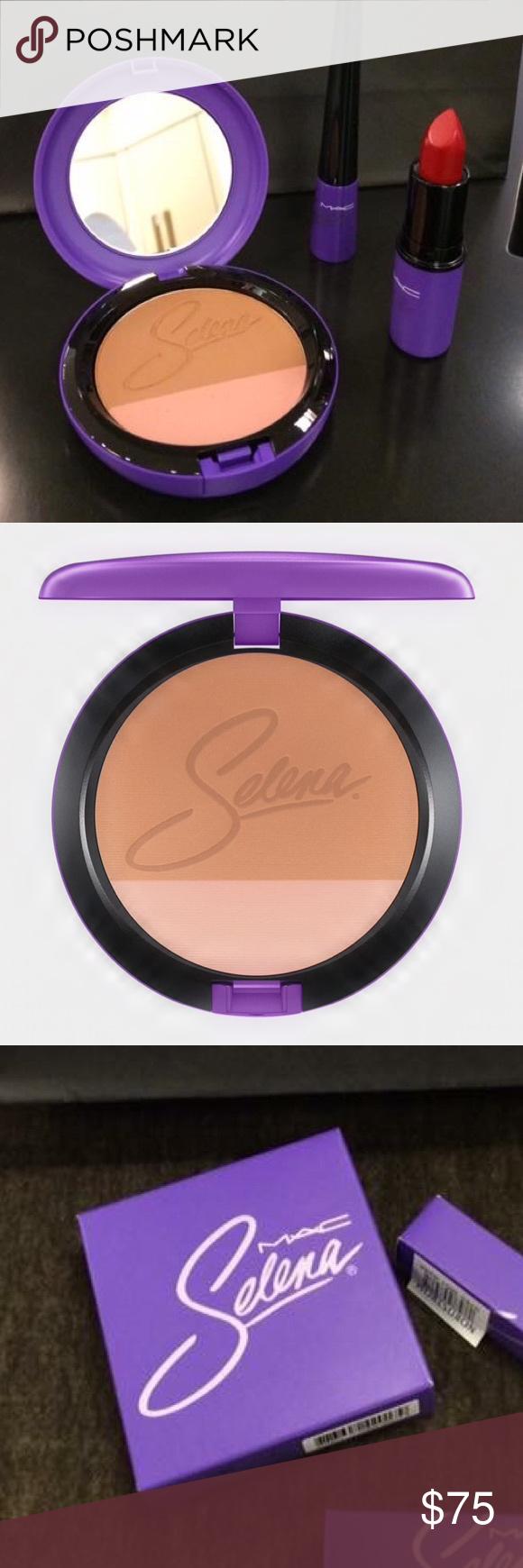 MAC Selena Powder Blush Duo Techno Cumbia NWT! NWT Mac