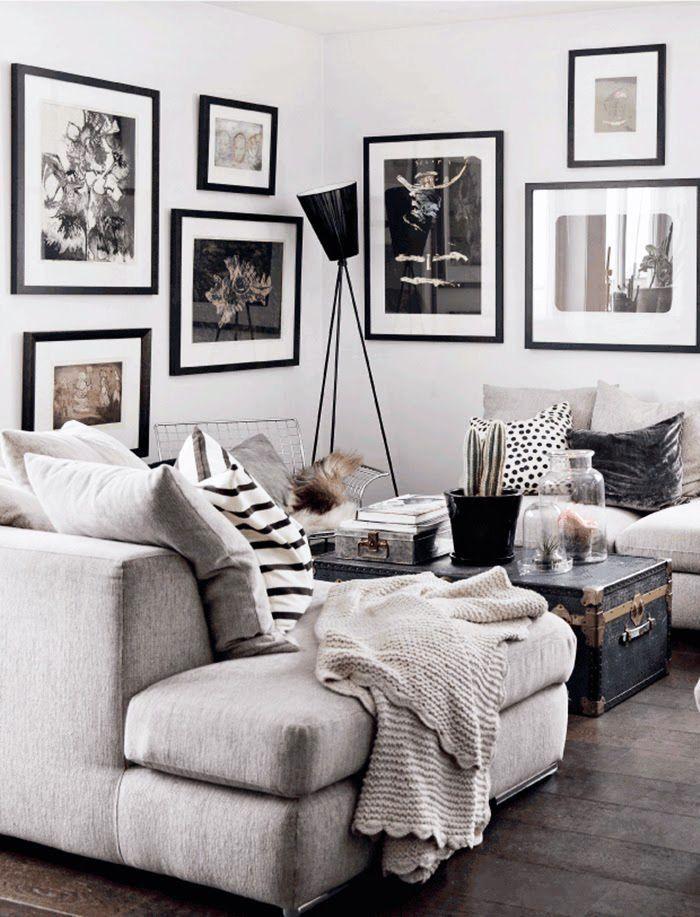 pinterest: extromil ♛   Corner Ideas   Pinterest   Tv, Salón y Espacios