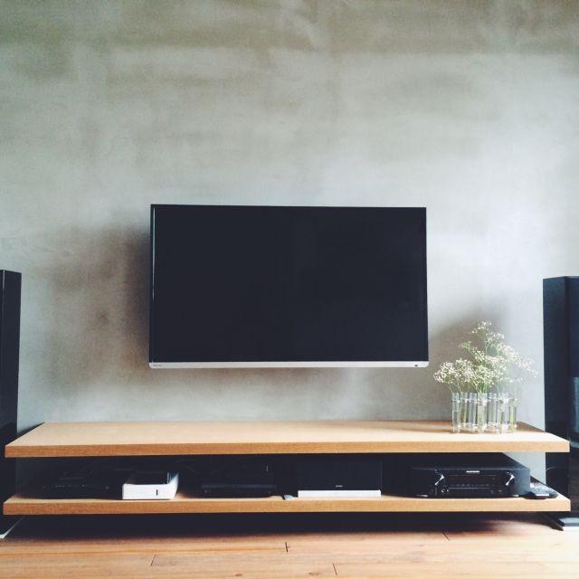 壁面テレビ取り付けユニット, テレビ台のデザイン, テレビ用家具, 家具のアイデア, テレビの壁の装飾, テレビコンソール, テレビルーム, テレビの棚,  ...