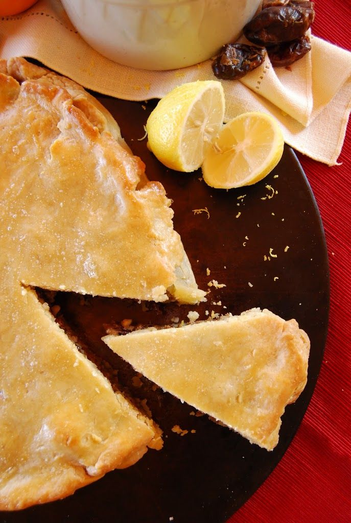 What did henry viii really eat tudor mincemeat pie httpwww the chew lemon shaker pie with black pepper crust recipe forumfinder Image collections