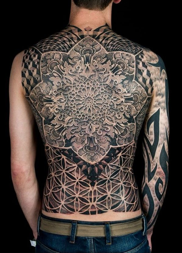 Mandala Here S Another Spiritual Tattoo That You May Have Missed