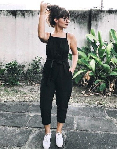 Black Outfit Ideas for Summer (While Waiting For Fall) – DIY Darlin' – Kombin