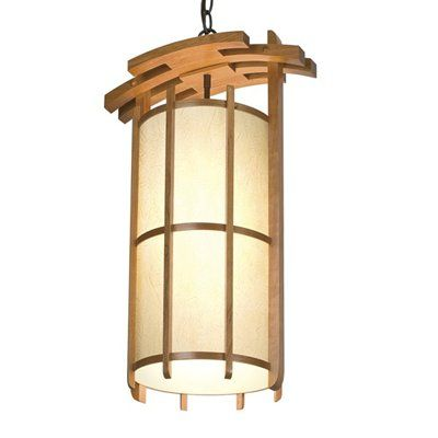 Cherry Tree Design Malacca Large Pendant
