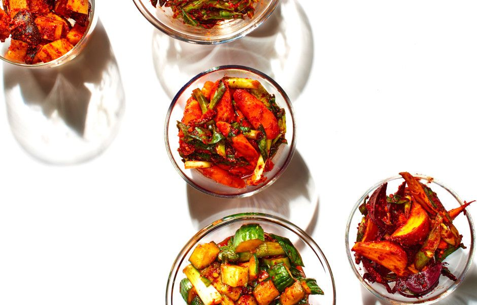Chefs are making our favorite Korean pickle out of way more than cabbage.