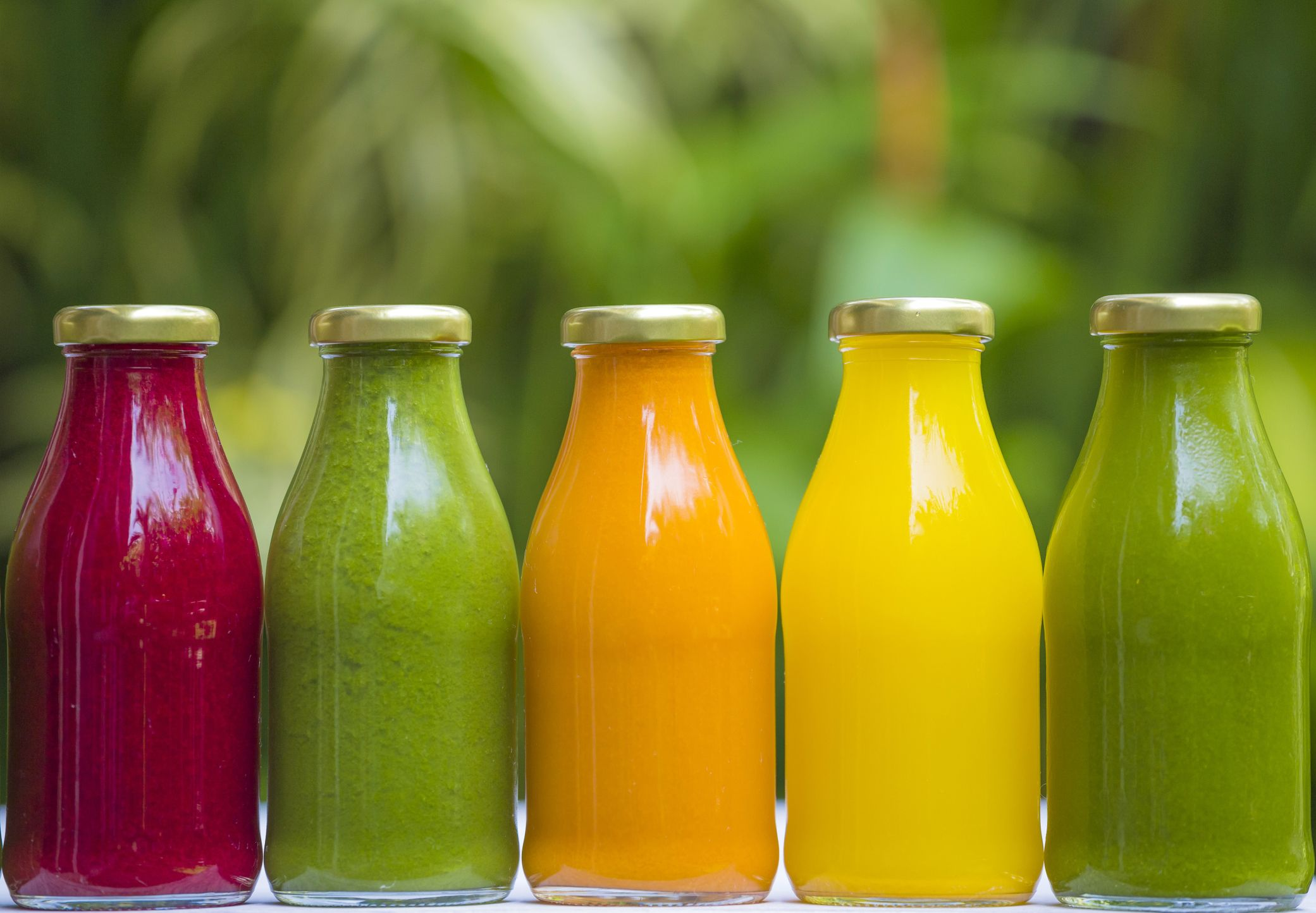 The 5 Stages of a Juice Fast | Livestrong.com