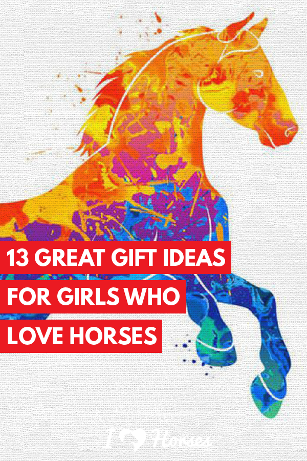 13 Horse Gifts For Girls Theyll Be Sure To Love Horse