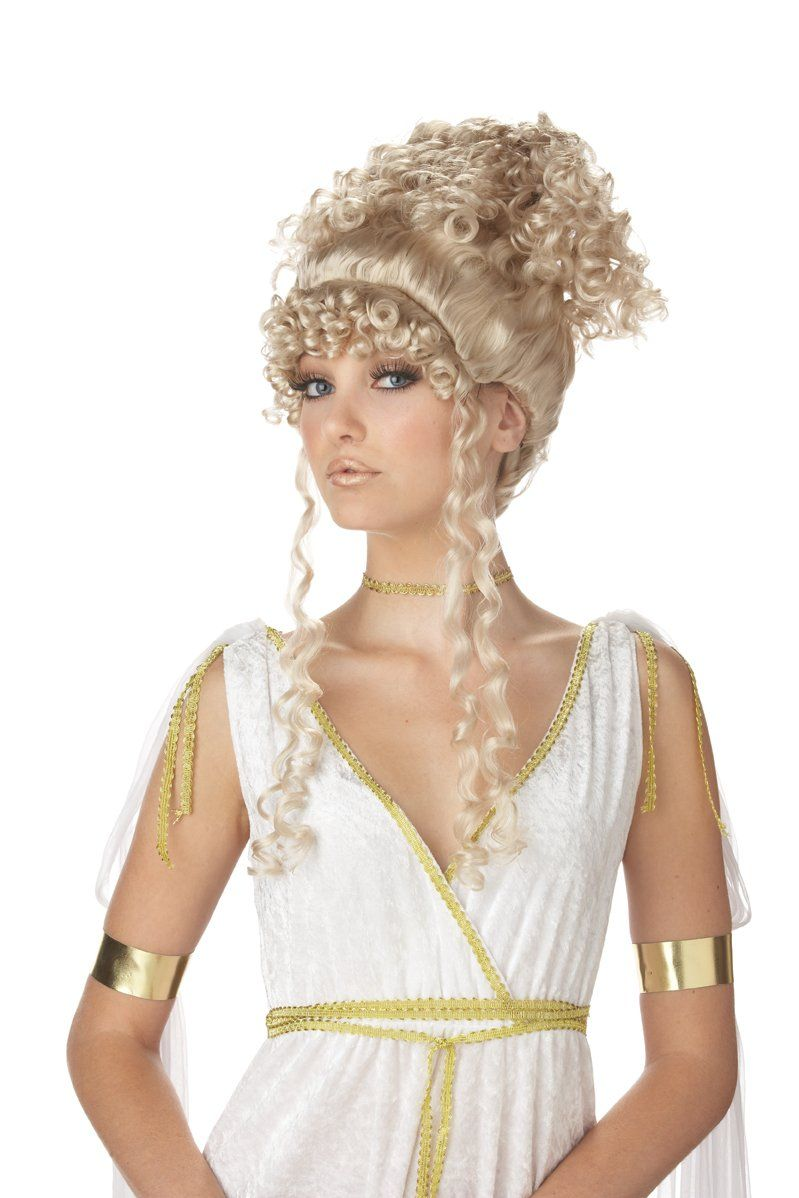 California Costumes Womens Olympic Goddess Costume