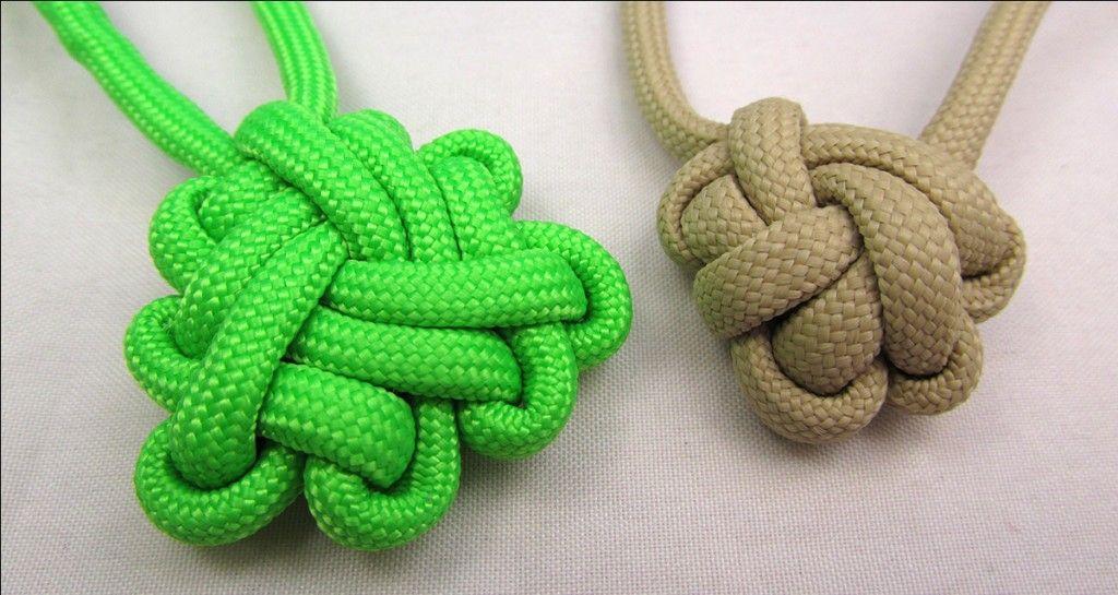 How to tie a Bao treasure knot.