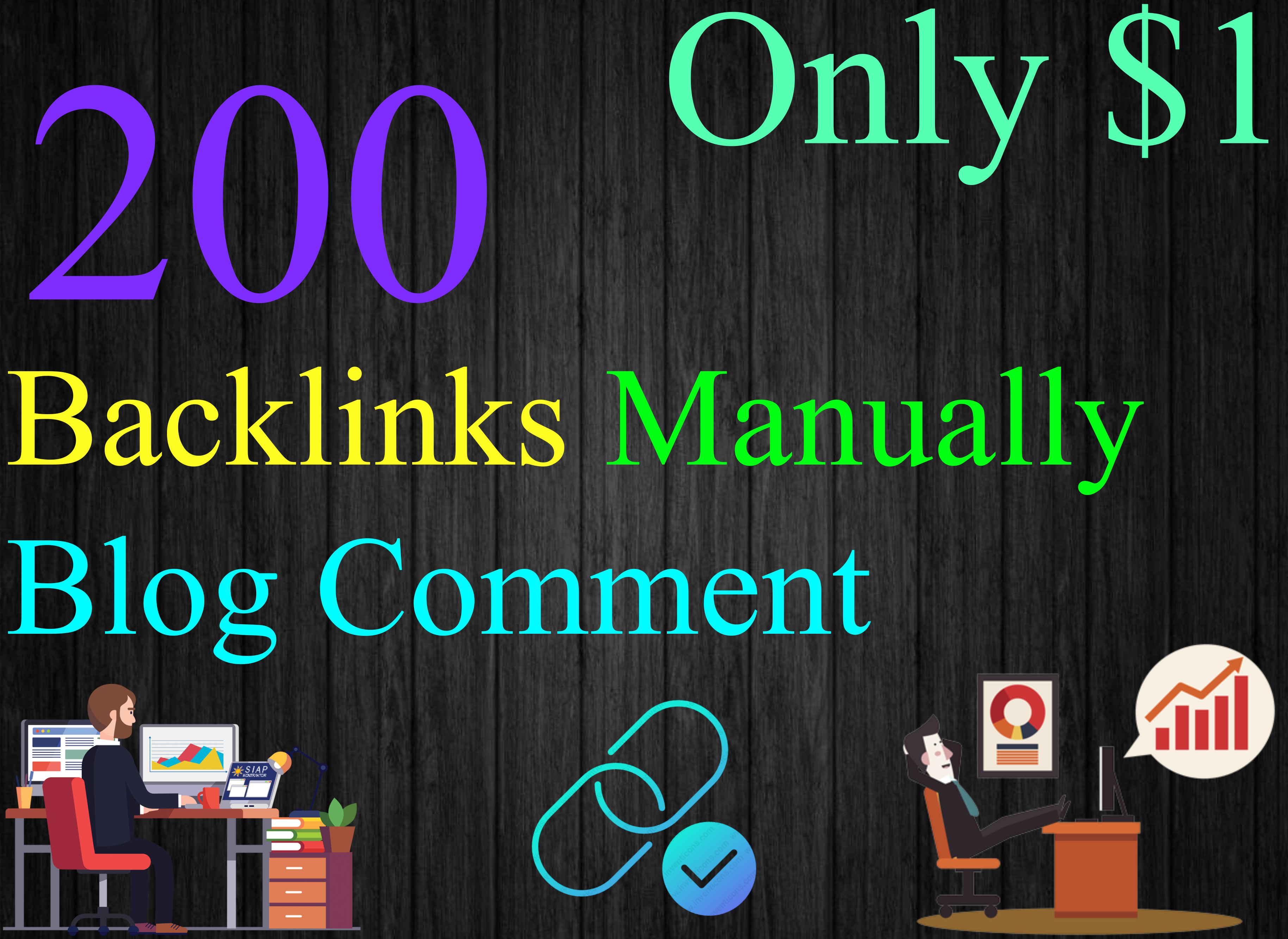 i Will Manually High DA PA 200 Dofollow Backlinks for $1 | Blog, Can