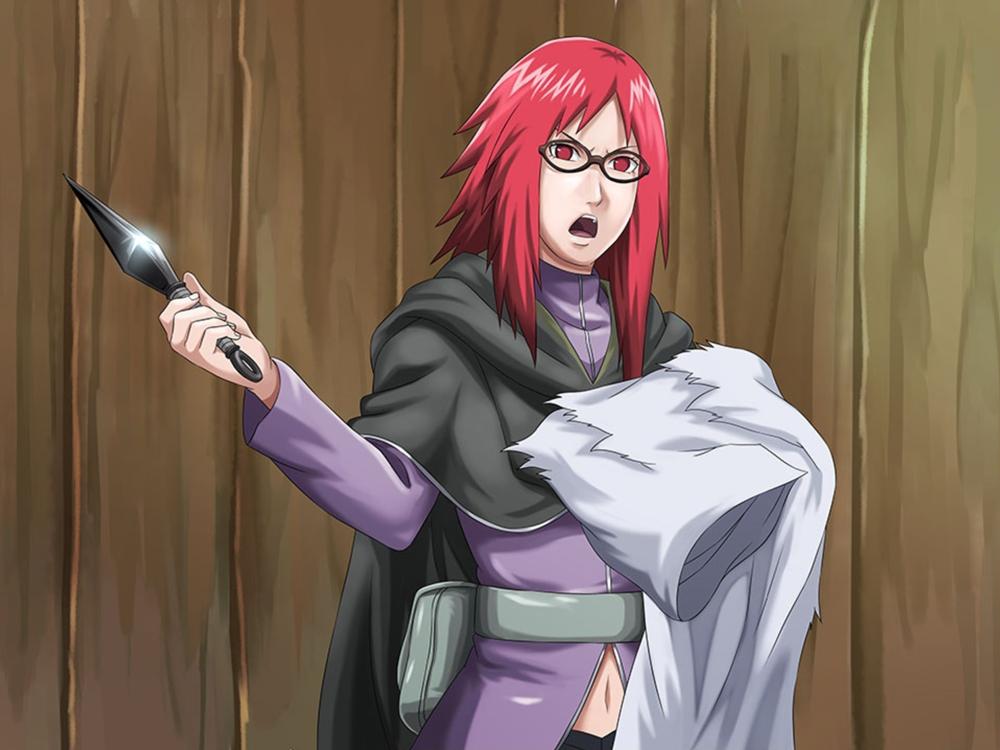 Karin By Https Www Deviantart Com Aikawaiichan On Deviantart Kunoichi Naruto Naruto Girls Anime Naruto