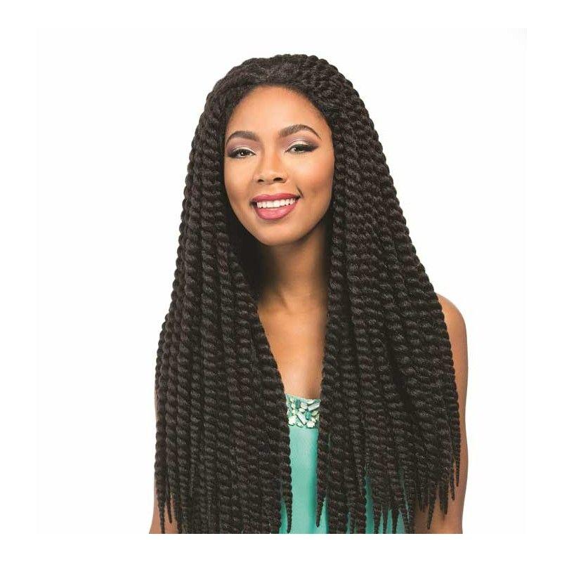 Sensationnel African Collection Crochet Braid Rumba Twist 60 Twist Box Braids Braid In Hair Extensions Cheap Hair Extensions