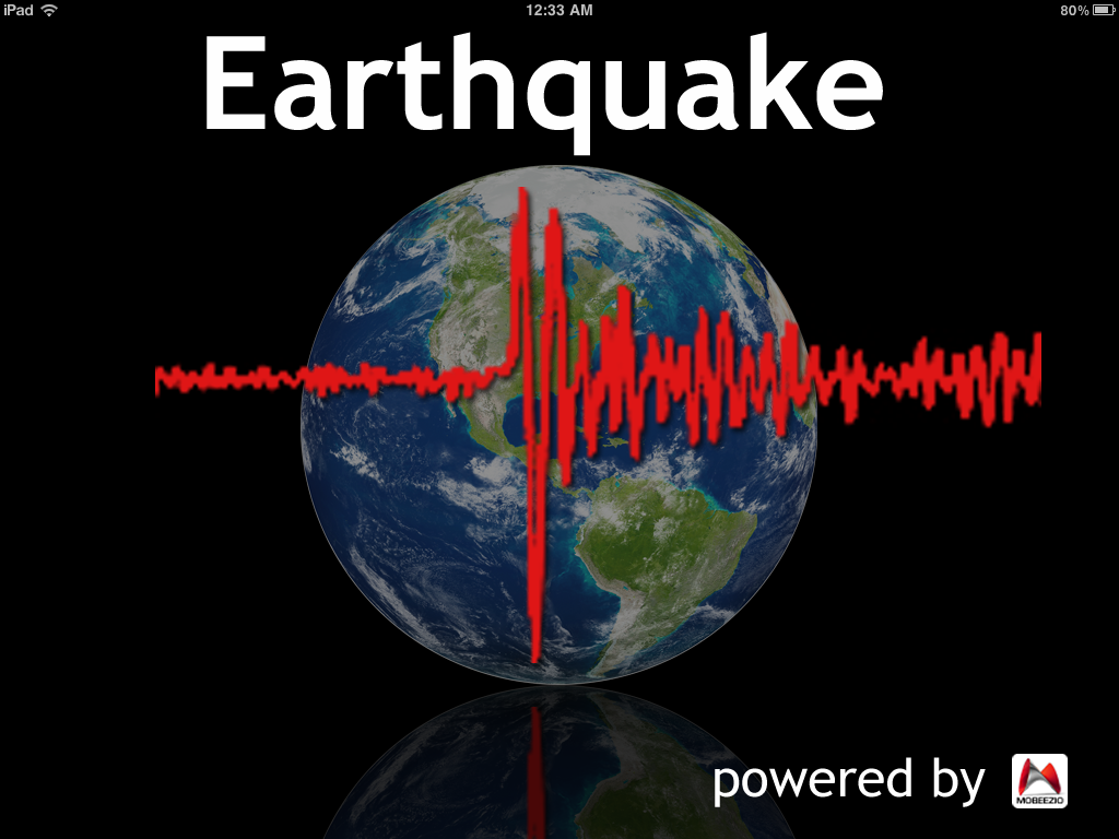 Get realtime earthquake alert around the world with