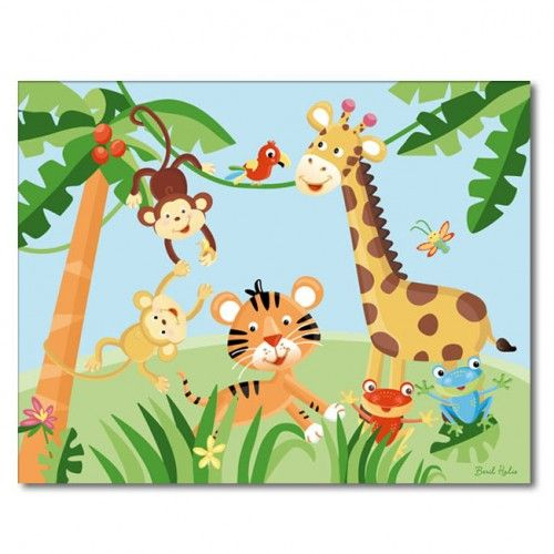 jungle animal pictures for kids - Animal Pictures For Kids To Print