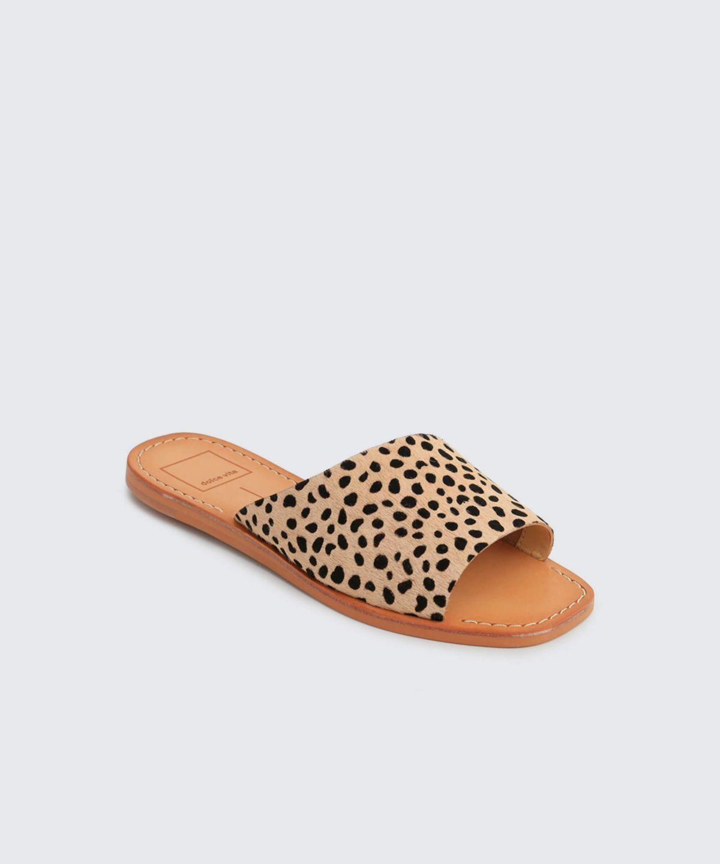 CATO SANDALS: Dolce Vita | Leopard
