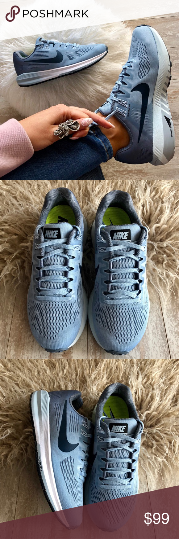 9a61c1b58ba90 NWT Nike Air Zoom structure 21! Brand new with box no lid