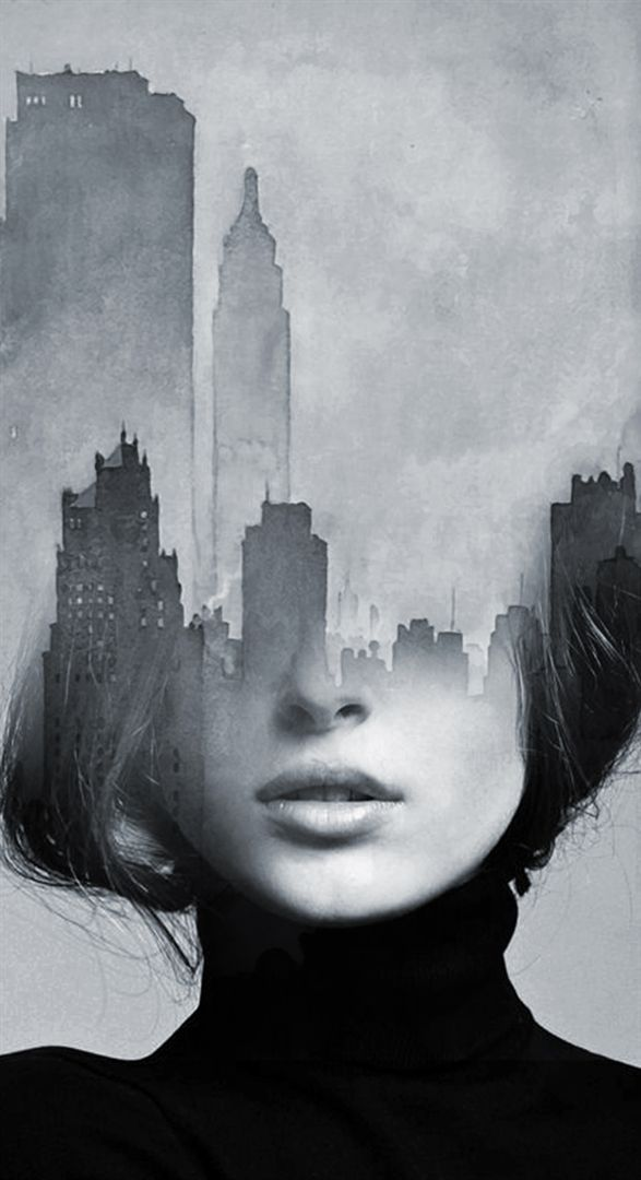 «NY Again» Art Print by antonio mora - Numbered Edition from $24.9 | Curioos