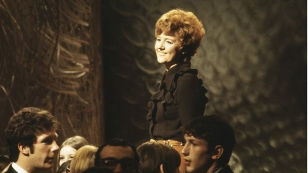 Performing in Top of the Pops