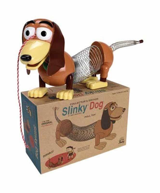 Slinky Retro Dog Retro Dog Dachshund Old Fashioned Games