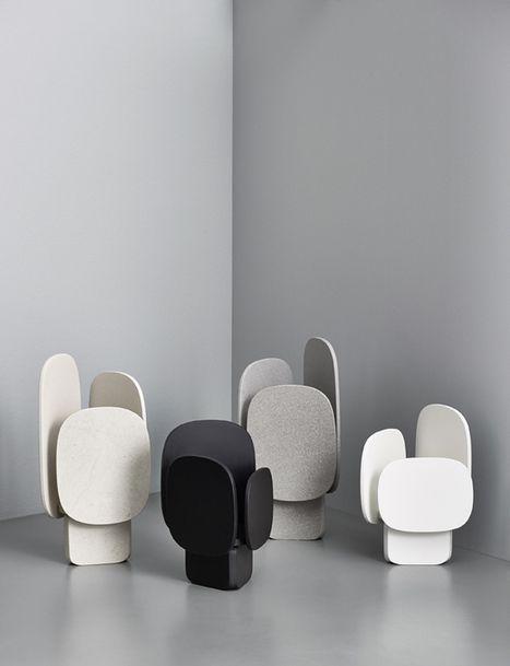 Spanish Design Cosentino · Happy Interior Blog Interior Design - küche in l form