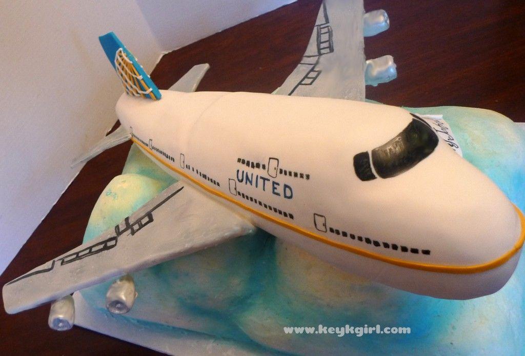 Themed Cakes On Pinterest Disney Cakes Airplane Cakes