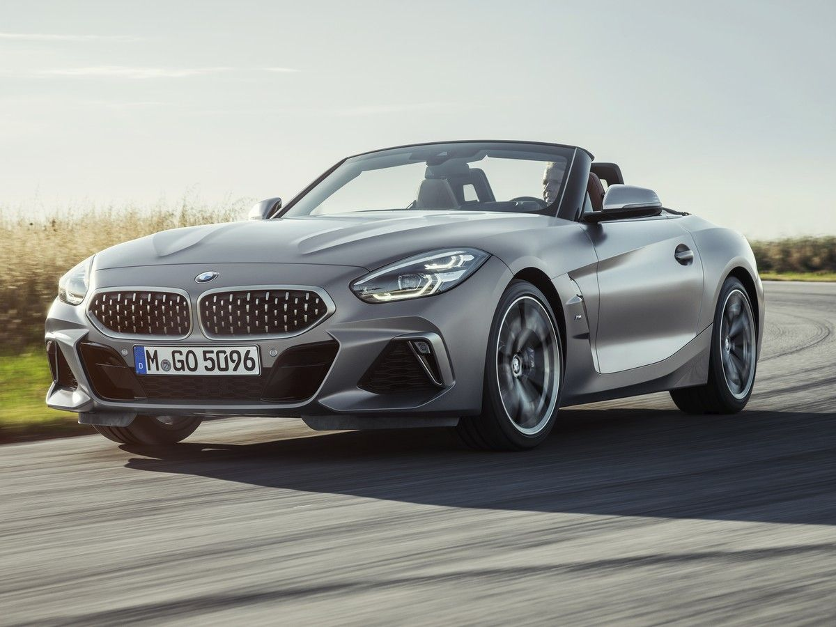 2019 Bmw Z4 Sdrive30i 2020 Bmw Z4 M40i Announced Bmw Z4 Bmw Bmw Z4 Roadster