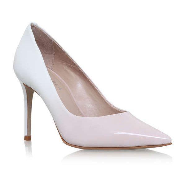 Pink 'Alison' high heel court shoes outlet 100% authentic EFJR2