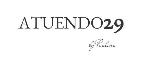 ATUENDO29 by Paulina.