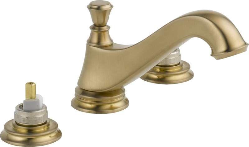 Delta 3595lf Mpu Lhp Widespread Bathroom Faucet Bathroom Faucets Faucet