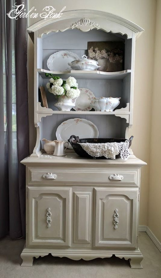 Country Grey Chalk Paint With White Wax Paris Grey Pure White Interior Girl In Pink At Camas Ant Annie Sloan Painted Furniture Furniture Painted Furniture