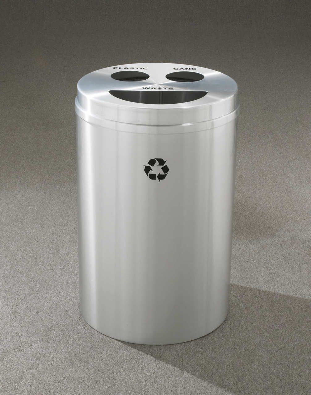 33 Gallon Glaro 3 In 1 Recycle Bin W Plastic Liner Bct 2032 29 Colors 4 Lid Styles In 2020 Recycling Bins Trash And Recycling Bin Recycle Trash
