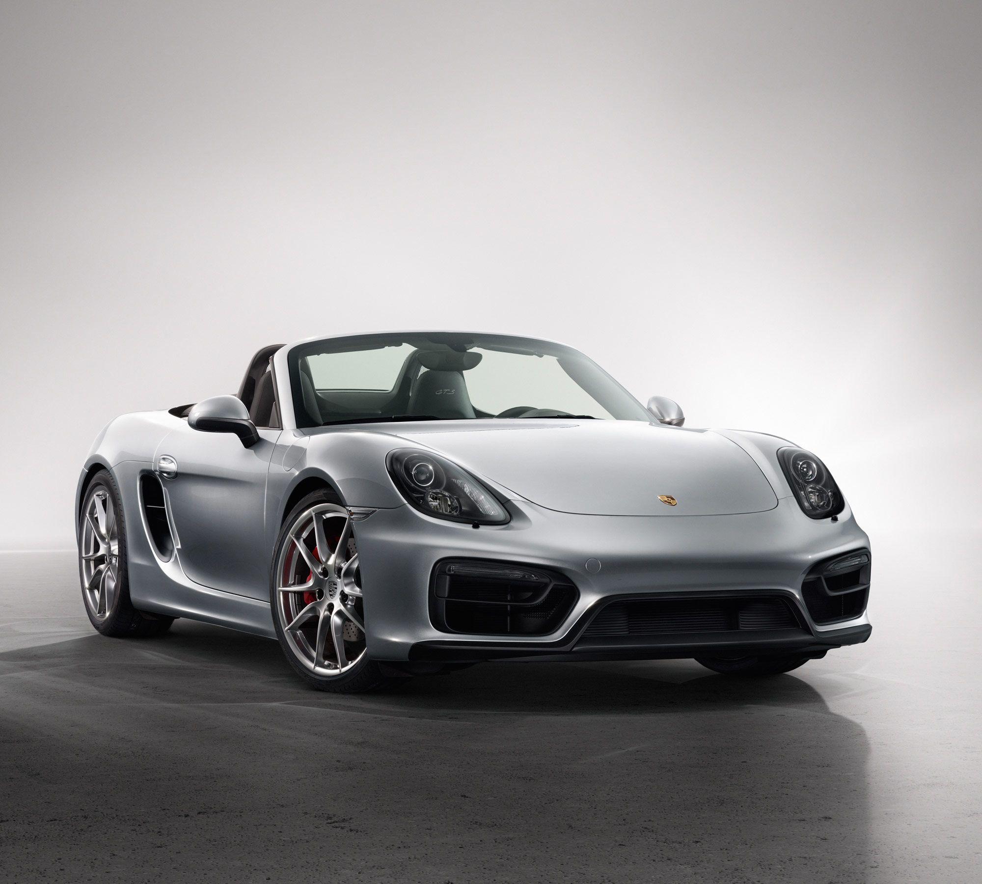 Porsche Boxster Car: New Porsche Boxster And Cayman GTS In 62 Photos, Plus U.S