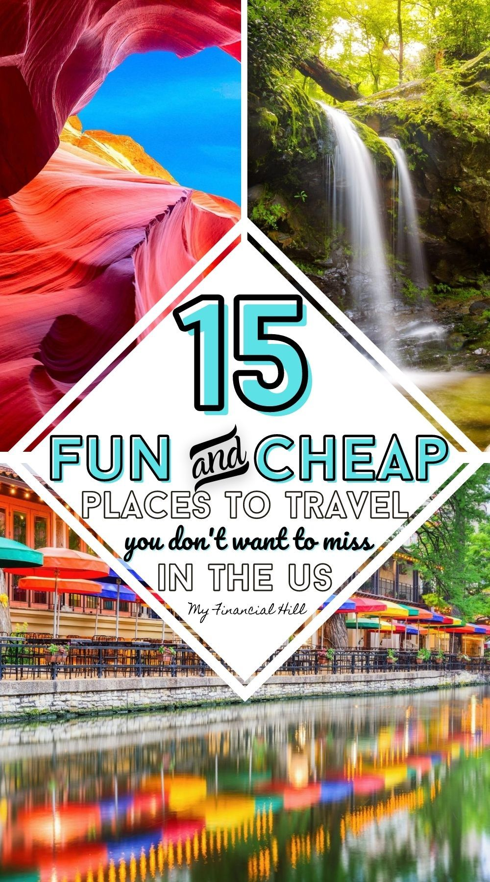Fun And Cheap Places To Travel In The Us Places To Travel Cheap Places To Travel Travel Fun