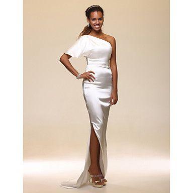 [$99.99] Sheath / Column Celebrity Style Minimalist All ...