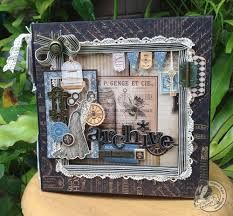 Image result for scrapbooking boxes ideas