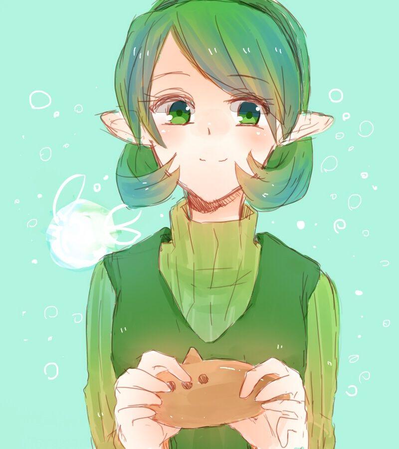 zelda how to catch fairy
