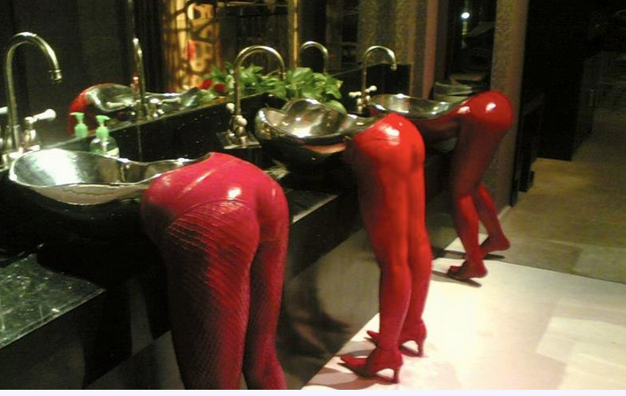 Bathroom Designs Zimbabwe club h2o in harare zimbabwe sure has the most interesting