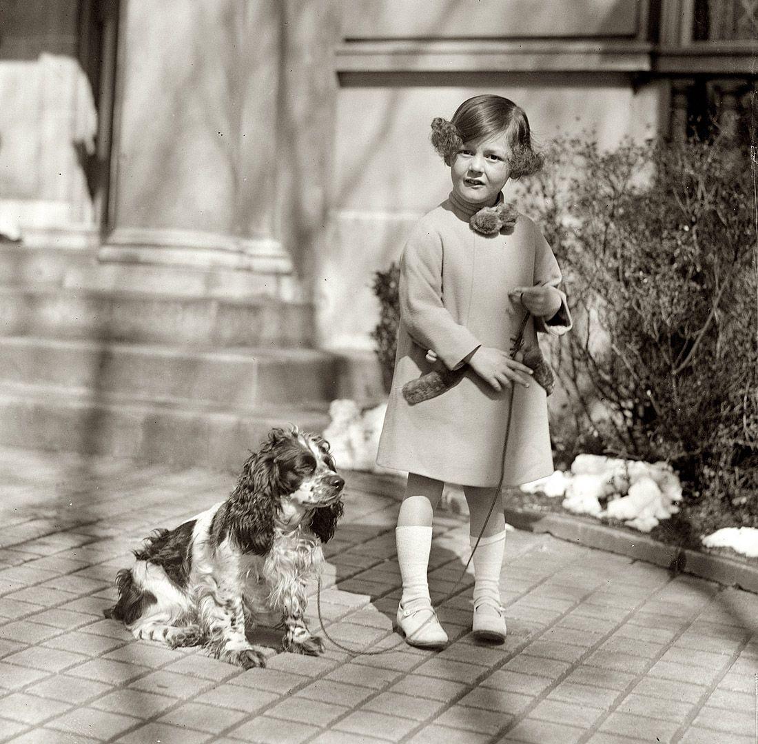 Shorpy Historical Photo Archive :: Princess Priscilla: 1924