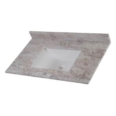 home decorators chirp bathroom vanity artisan collection stone effects top winter mist white basin outlet vanities