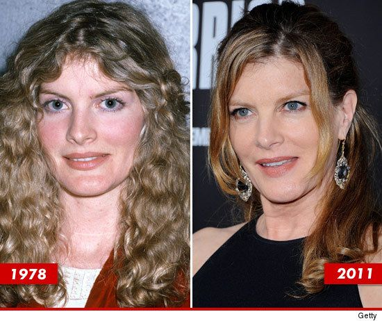 Rene Russo Good Genes Or Good Docs Russos Looks