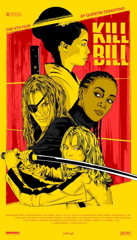 Kill Bill - PosterSpy