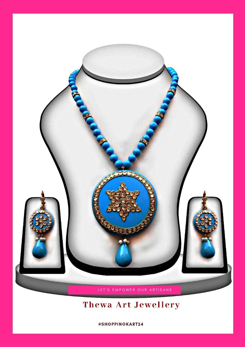 Kondapalli toys images  Thewa is a special art of jewelry making which involves fusing of