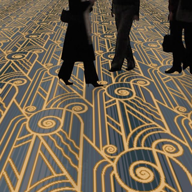 Art Deco Carpet Patterns - Carpet Vidalondon