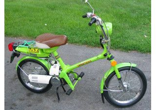 Honda Express Nc50 Vintage Moped Honda Scooters Moped