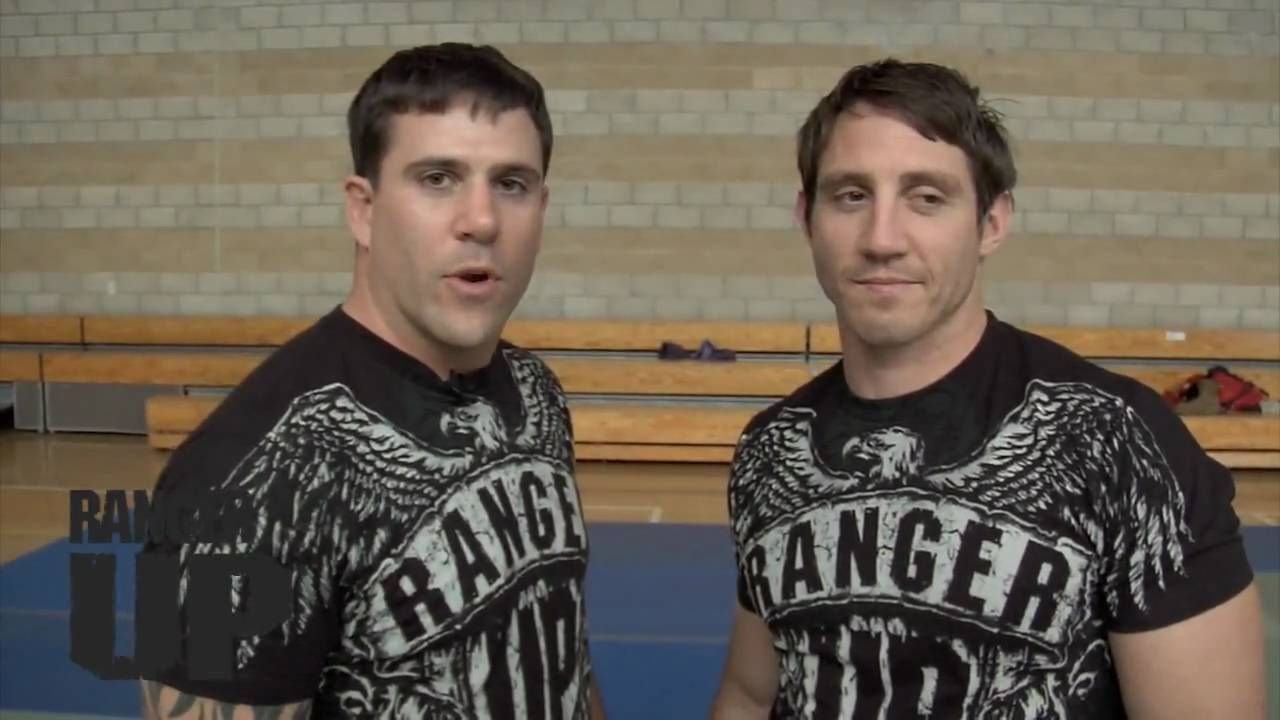 Tim Kennedy and Jon Walsh teach Special Ops MMA - YouTube
